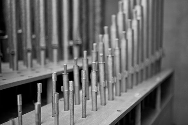 Skinner Player Pipe Organ