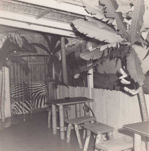 Tahitian Room