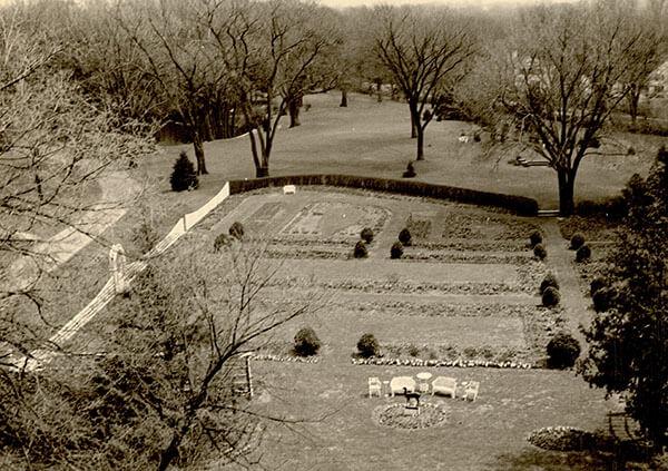 Hall Era landscape