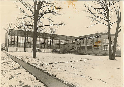 Iowa Manufacturing