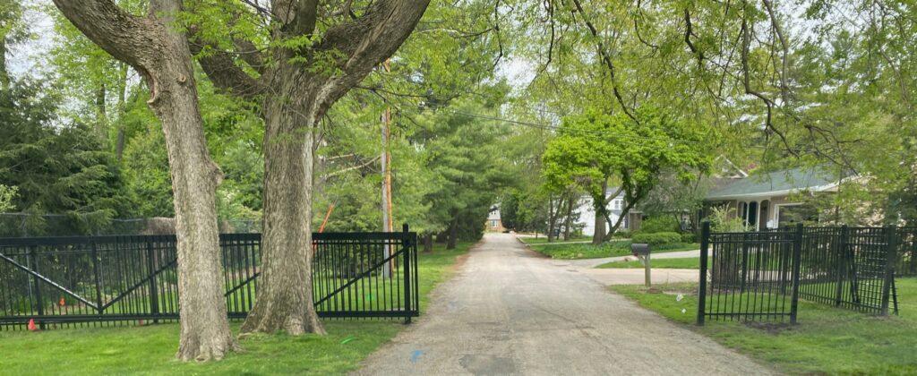 Dows Lane Gate