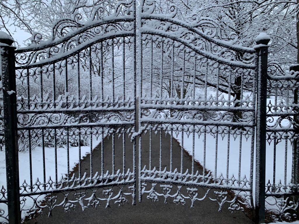 First Avenue Gate